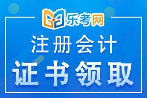 注册会计师cpa考试《会计》练习题(12)