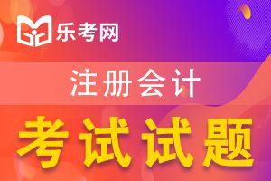 注册会计师考试《经济法》练习题(七)