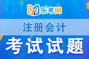 注册会计师考试《经济法》练习题(九)
